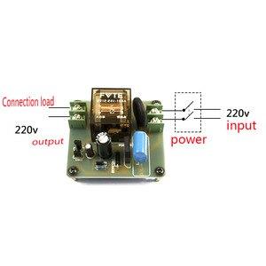 Image 2 - הרמה המקצועי מגבר חשמל עמיד הלם גבוהה כוח כוח רך להתחיל לוח עם 100A ממסר