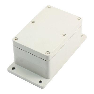 162x80x65mm Waterproof Power Project Plastic Enclose Case Junction Box