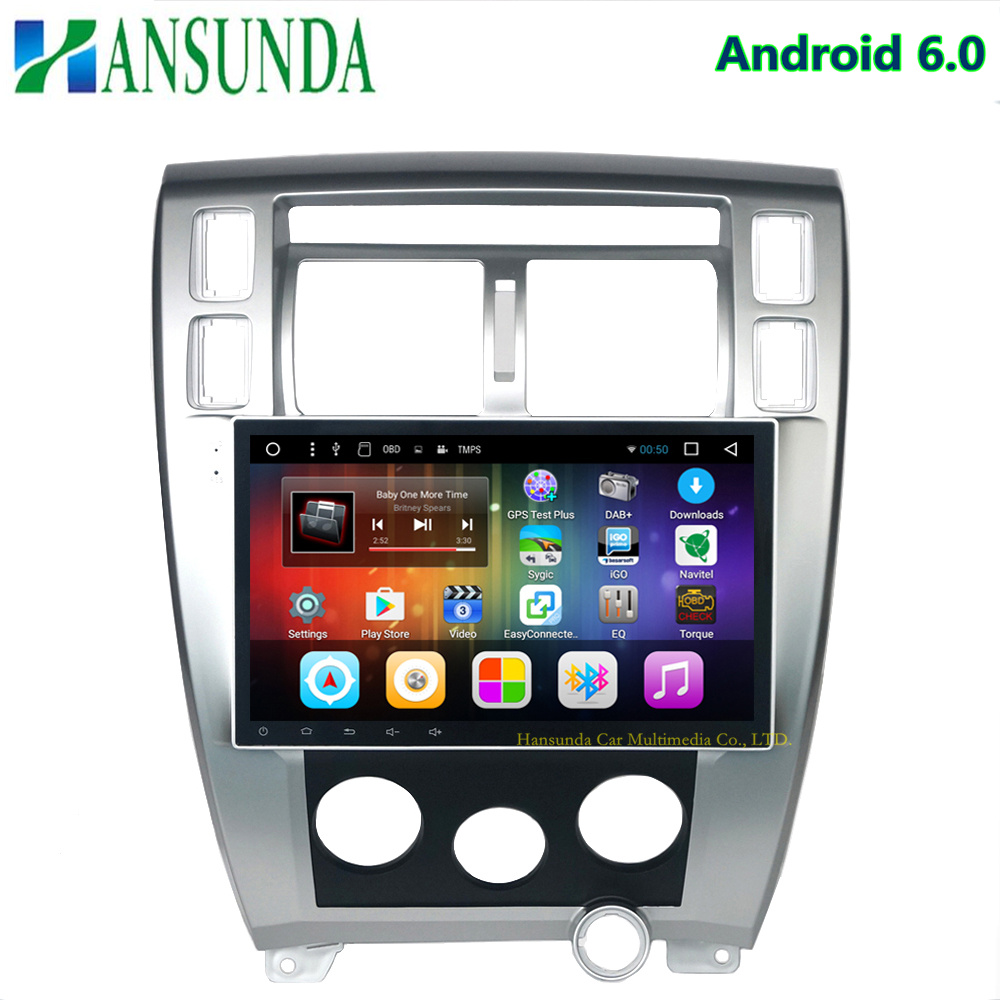 hd 1024 600 10 2 inch android 6 0 car dvd for hyundai. Black Bedroom Furniture Sets. Home Design Ideas