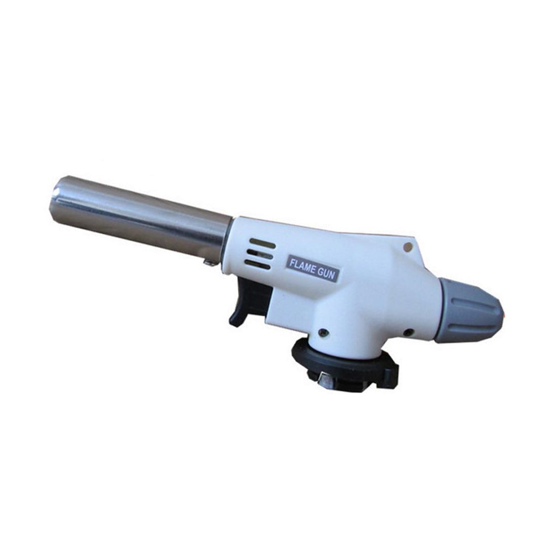 Gas antorcha llama arma Blowtorch cocina soldadura butano autoignición gas quemador encendedor soldadura calefacción llama del quemador de Gas