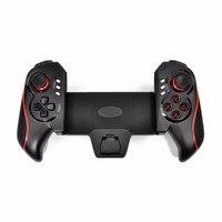 Teleskopowa Bluetooth Wireless Game Controller Gamepad dla 5-10 Cal Tabletka Telefon komórkowy dla Android 3.2 dla iOS 4.3 powyżej