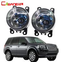Cawanerl 100W Car Halogen Fog Light Daytime Running Lamp For Land Rover Freelander 2 LR2 FA_ Closed Off Road Vehicle 2006 2014