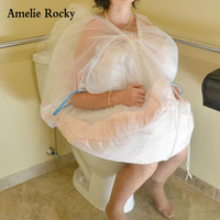 Free Shipping Bridal Buddy To Save Your Wedding Dress From Toilet Water 2017 New Design