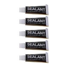5Pc Glass Glue Polymer Metal Adhesive Sealant Fix Quick Drying Waterproof
