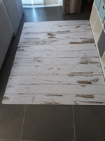 Floor Photo Backdrop Customize Printed Newborn Baby Shower Non slip Waterproof Rubber Back Pad Carpet