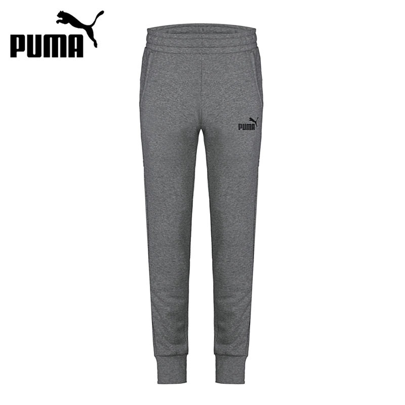 Original New Arrival 2018 PUMA ESS+ Sllim Pants TR Men's Pants Sportswear одежда для фитнеса beauty in my sports bra
