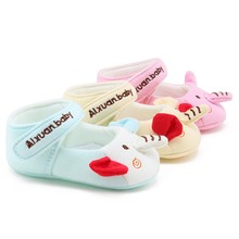 Newborn Baby Shoes Infant Shoes Soft Cotton Baby First Walke