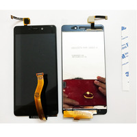 New For Xiaomi Redmi 4 Pro LCD Display Touch Screen Digitizer Glass Assembly With Adhesive Replacement