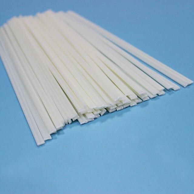 Plastikowe pręty spawalnicze PE biały plastik spawacz elektrody samochód zderzak ZESTAW DO NAPRAWIANIA spawania tworzyw sztucznych zderzak fairing kije polietylenu