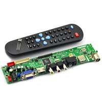 V29 לוח בקר LCD האוניברסלי טלוויזיה לוח האם משלוח גרסת תכנית