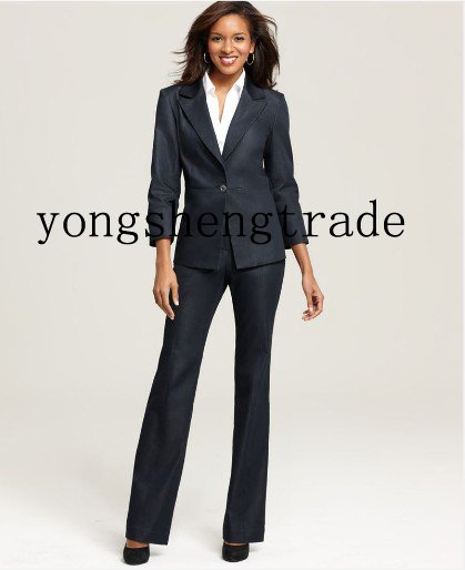 Aliexpress.com : Buy Navy Women Suits High Quality Women Suit
