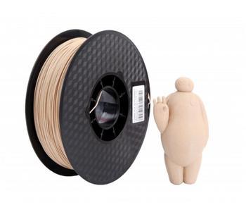 Drukarka 3d filament drewno pla 1 75mm drewniany kolor materiał do drukowania 3d pla drewno 3d pinter filament 1kg próbka 1 75mm 1kg tanie i dobre opinie NoEnName_Null Stałe 343 metrów GD-PLA05