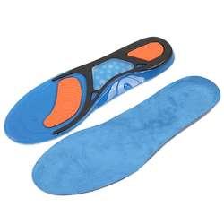 Обувной коврик JP плюшевые TPE буферизация спортивные стельки баскетбольная Подушка Регулируемая наружная фитнес-обувь колодки