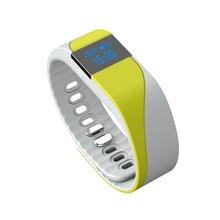 2016 Hot Smart Wristband Bracelet IP67 waterproof watches OLED Smartband Bluetooth 4.0 with Sleep Tracker Health Fitness Tracker