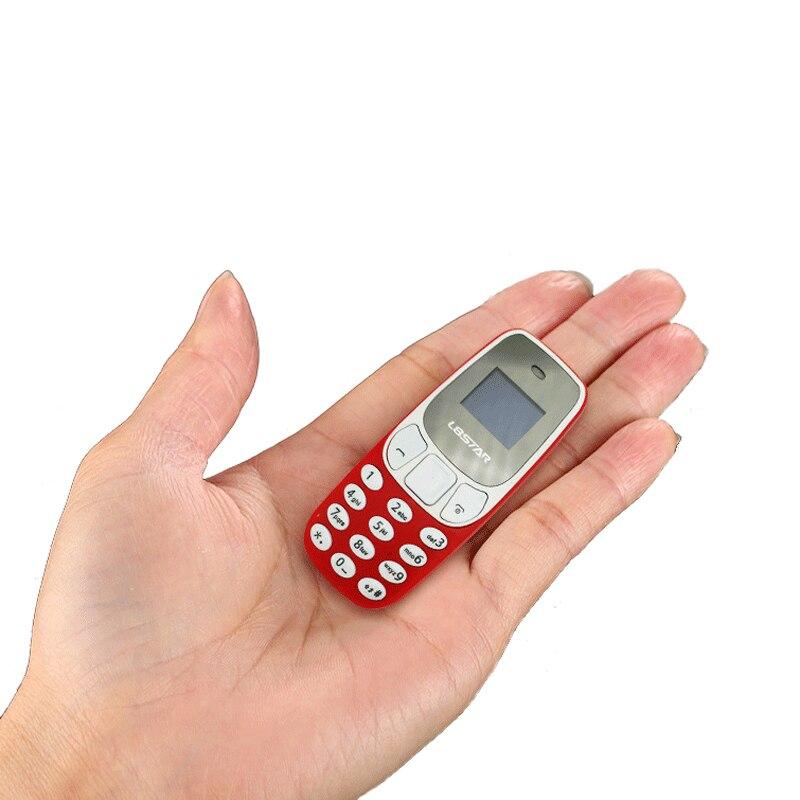 Originale L8star BM10 Dialer Senza Fili Bluetooth Auricolare Mini Cuffia Del Telefono Cellulare Dual SIM Card Dial Chiamata VS BM50 BM70