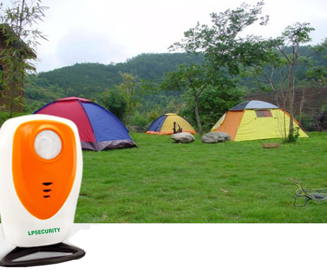 Outdoor Travel C&ing Security PIR Infrared Perimeter Protector Alarm Detector with Remote Control no Battery  sc 1 st  AliExpress.com & Outdoor Travel Camping Security PIR Infrared Perimeter Protector ...
