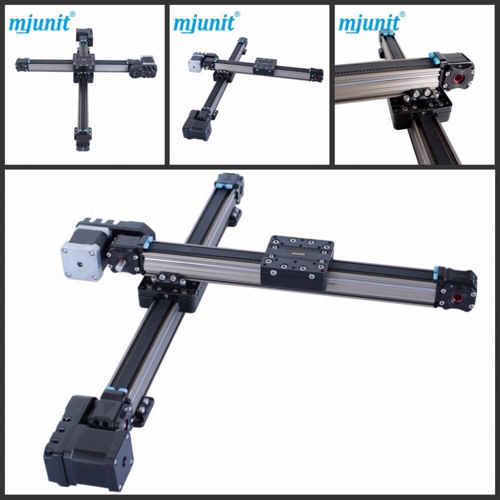 Mjunit MJ30 линейный направляющих Ременный привод с тела дизайном
