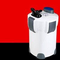 55 W 2000L/h SUNSUN HW-304B 4-Stage Harici 9 W UV Sterilizatör ile Akvaryum Teneke Kutu Filtre Balık Tankı Dışında filtre 525GPH