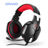 KOTION EACH G1200 Gaming Headset Game Headphone Earphone Headband With Mic Stereo Bass For PS4 PC
