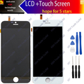 white black 4.7inch 100% Original  LCD Display + Touch Screen Assembly Digitizer Glass Panel For blackview Ultra A6 +tools
