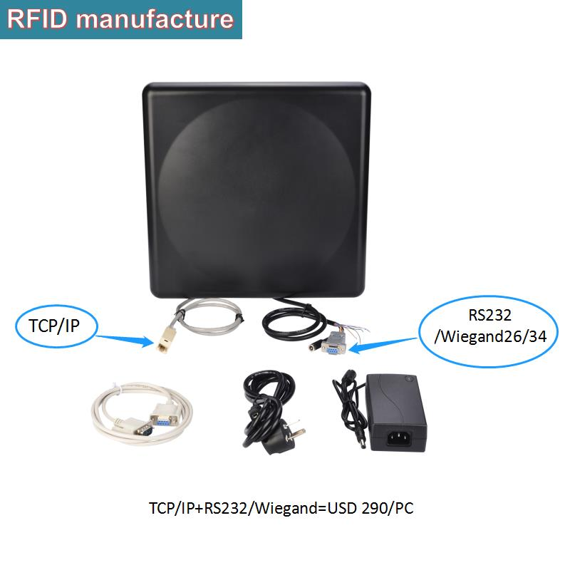 Back To Search Resultssecurity & Protection 100% Quality Warehouse/personal Access Control Long Range Impinj R2000 Chip Uhf Rfid Reader Integrated Embeded In 9.2dbiantenna With Free Sdk Products Are Sold Without Limitations Access Control