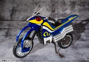 """Image 3 - Japan Kamen """"Masked Rider Black RX"""" Original BANDAI Tamashii Nations SHF/ S.H.Figuarts Action Figure Bike   Acrobatter Ver.2.0"""