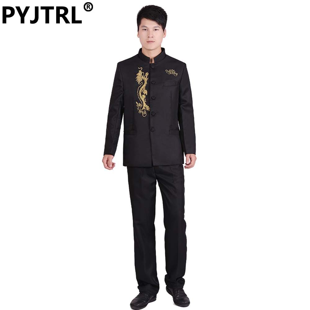 Online Get Cheap Straight Jacket Black for Men -Aliexpress.com ...