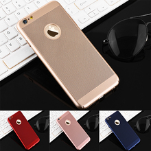 Luxury Case for iPhone 6 6S 7 4.7inch ultra thin Fashion cellular grid PC Cover back cover for iPhone 6 Plus 7 Plus 5.5inch w 1 0 3mm ultra thin protective pc back case cover for iphone 6 transparent grey