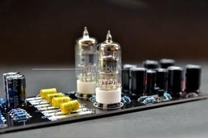 Image 4 - 交流12ボルトミュージカルフィデリティ6j1 6ak5チューブプリアンプ事前アンプボード用vcd、cd、dvdデジタルオーディオパワーアンプ