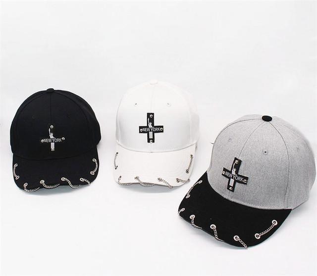 Tide marca casquette NY Esporte Liberdade osso de Ferro cadeia de rua tendência da moda unissex snapbacks Hip hop bonés de beisebol esporte ao ar livre