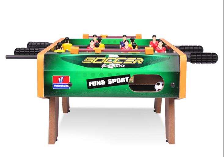 table football. sports entertainment indoor board game home wooden soccer tables football bar happy family parenting table gift for kid -in from