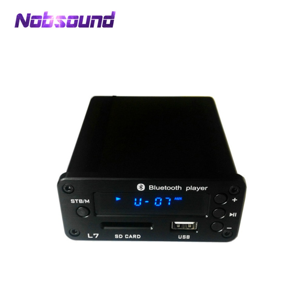 Bluetooth Decoder APE Lossless Music Audio Player Headphone Amplifier Supports U-Disk SD