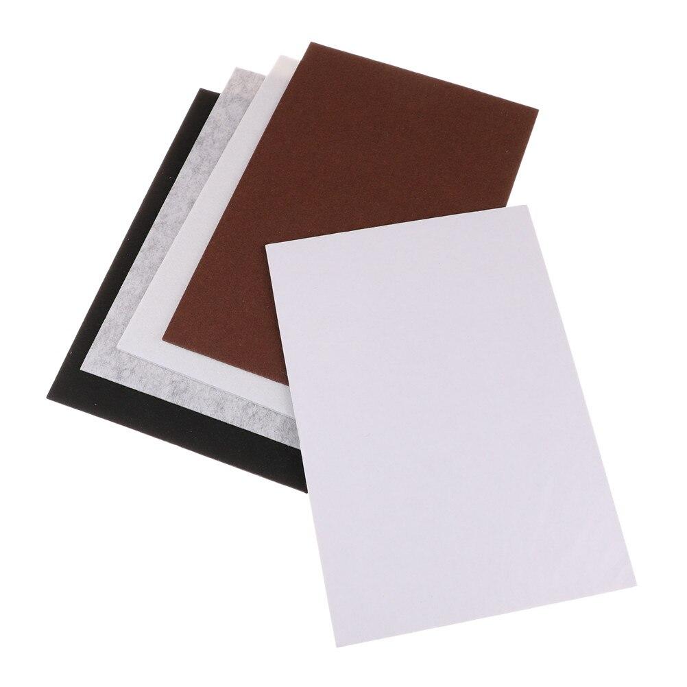 1PCS High Quality 30x21cm Self Adhesive Square Felt Pads Furniture Floor Protector DIY Furniture Accessories
