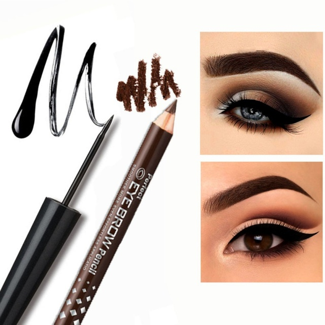 Waterproof Eye Makeup 3 Pcs Kit
