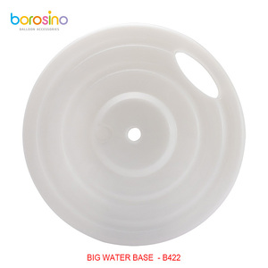 Two kinds of Water Filled Base for Balloon Column (4 pcs/box, no tube)