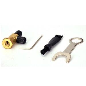 Image 3 - Chất lượng hàng đầu báo động xe kiểu dáng xe TPMS cho xe tải hỗ trợ 6 bánh xe áp suất lốp MÀN HÌNH LCD có hệ thống 6 Bên Ngoài cảm biến