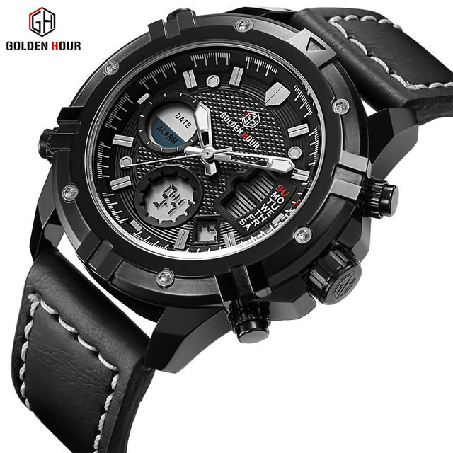 Hot Sale Sport Watch Luxury Brand Men Army Military Watches Men's Digital Quartz Clock Man Leather Waterproof Wristwatch relogio hot sale luminous men watch luxury brand watches quartz clock fashion leather belts watch cheap sports wristwatch relogio male