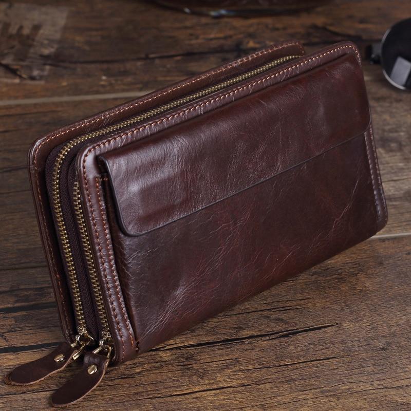 bolsas carteira masculina Tipo de Estampa : Sólida