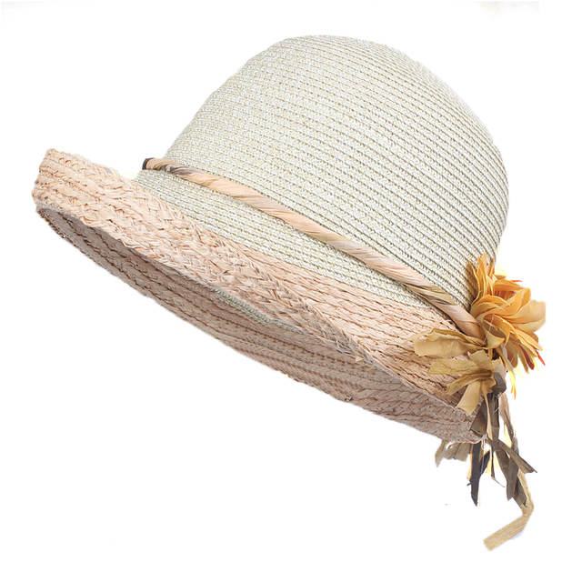 3ec3f787a Xthree Good quality Summer hat women Raffia straw cap Ladies Big brim Sun  hat hat forgirlbeach hat-in Women's Sun Hats from Apparel Accessories on ...