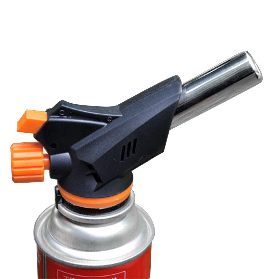 Radient Gas Torch Flammenwerfer Automatische Multifunktionale Piezo Lgnition Spritzpistole Camping Schweiß Bbq Reise Flamme Gun 509c Moderater Preis Schweißbrenner