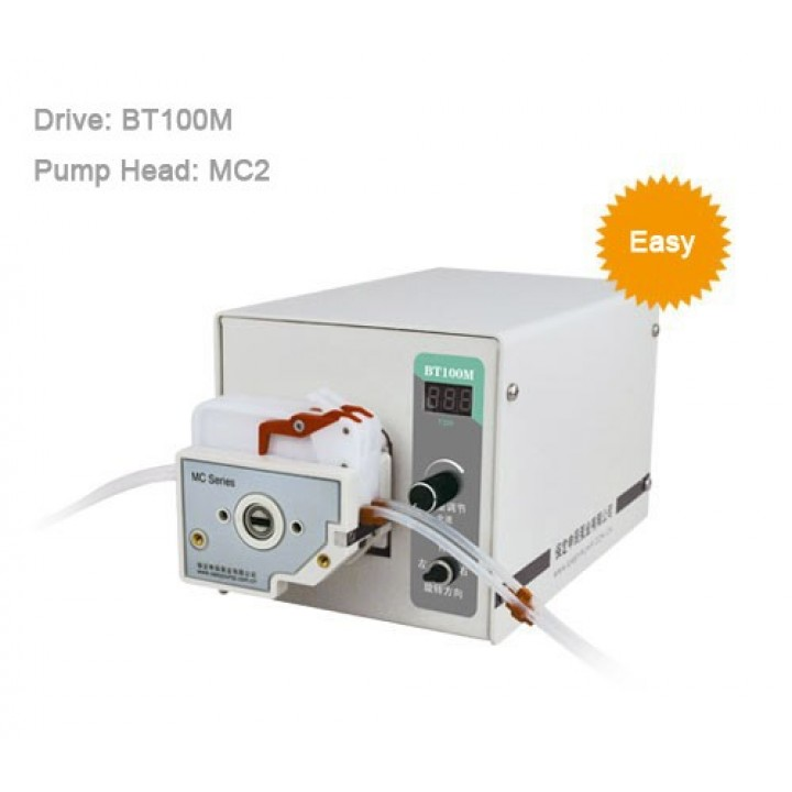 Peristaltic Pump Basic Type BT100M SN25 Easy-oprated Low Price High Quality high quality pump wbz 25