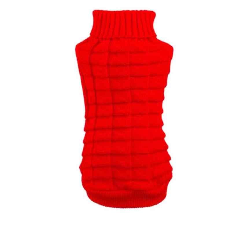 Осень Зима 5 цветов 3D дизайн pet mascotas одежда свитера Оптовая вязание крючком одежда для собак таксы X9143