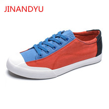 Fashion Color Matching Canvas Shoes Men Sneakers Mens Casual Outdoor Breathable Vulcanized for Zapatillas