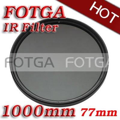 Wholesale IR Filter 77mm 1000nm Infrared X-Ray IR Pass Filter 77mm-1000nm