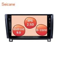 Seicane 9 Android 9.0 for 2006 2007 2008 2011 2012 2013 2014 2015 Toyota Sequoia Tundra Car Radio GPS Multimedia Player