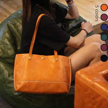 YIFANGZHE Genuine leather womens bag, Top Quality Vintage Women Leather Bags with Large Capacity Roomy Umbrella 2017 popular hand carve china vintage genuine leather womens bags