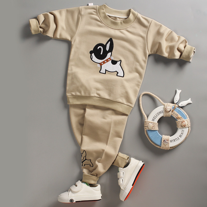 Children Clothing Set Baby's Sets Children's Kids Autumn Boy Outfit Sports Suit Set 12M-6T Boys Girls Set Child Suit Clothes spring autumn vestidos tracksuit girls sports suit kids fashion hooded sportwear children track suit clothes set casual outfit