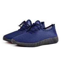 2018 Spring And Summer New Men S Single Shoes Breathable Comfort Net Cloth Men S Shoes
