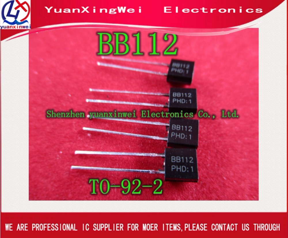 BB112 DIODE TO-92-2 BB112