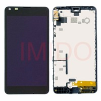 For Lumia 640 LCD Display Touch Screen Digitizer Assembly Frame Replacement Parts